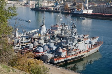Warships of Russian Navy