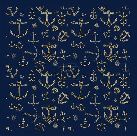 Set of anchors symbols