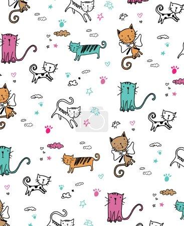 set different cats