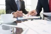 Podnikatelé projednávání dokumentů
