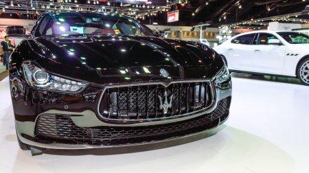 The Maserati Gran Turismo MC