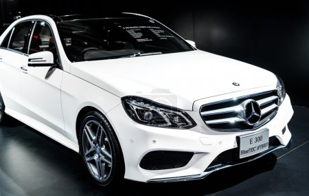 The Mercedes Benz CLS 250