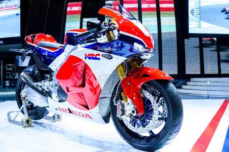 Honda Motorcycle RC213VS Prototype