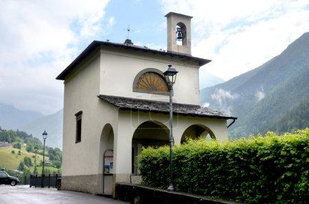 Gromo, seriana valley Crocetta
