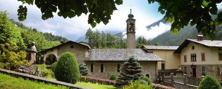 Gromo, seriana valley S Giacomo e S Vincenzo