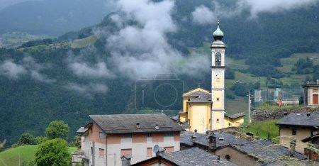 Gromo, seriana valley s. bartolomeo
