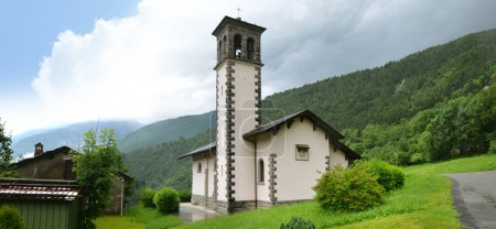 Gromo, seriana valley S. Maria Elisabetta