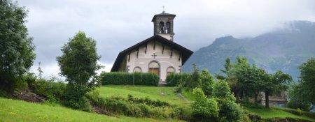 Gromo, seriana valley S Maria Elisabetta