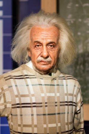 Муляж Альберт Эйнштейн