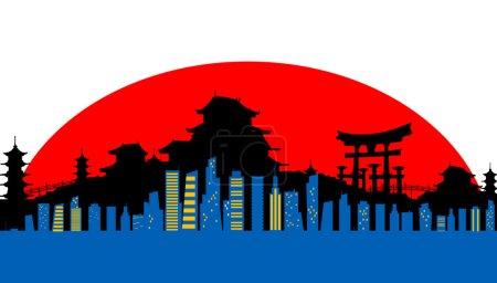 Japan land