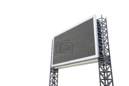 Large sign board
