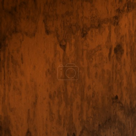Grunge retro vintage wooden texture, vector background. abstract