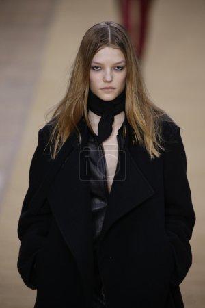 Chloe show as part of the Paris Fashion Week
