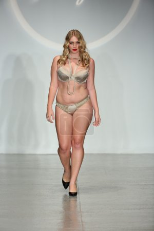 Finale Runway Show during Lingerie Fashion