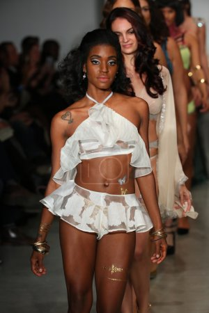 Finale Runway Show during Lingerie