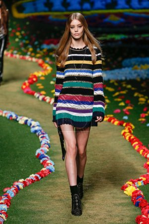 Tommy Hilfiger Women's fashion show
