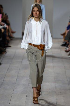 Michael Kors during Mercedes-Benz Fashion Week