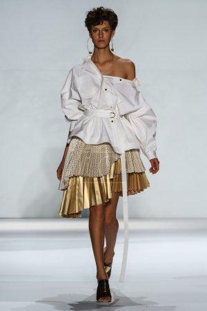 Zimmermann fashion show during Mercedes-Benz Fashion Week