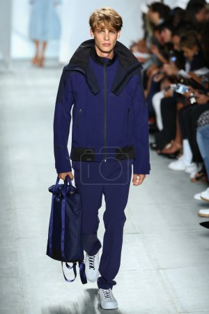 Lacoste during Mercedes-Benz Fashion Week