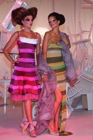 Petro Zillia Mercedes-Benz Fashion Week