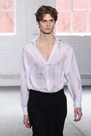 Duckie Brown Fashion Show