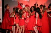 All Celebrities at the Go Red For Women Red Dress Collection 2015