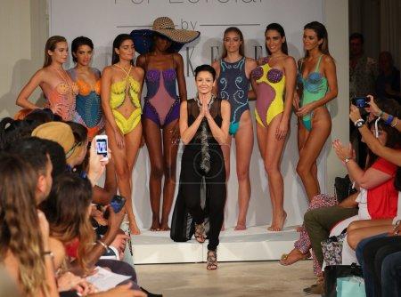 Designer Jacqueline Popovic