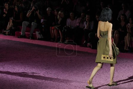 Marc Jacobs during Mercedes-Benz Fashion Week Spring