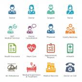 Medical Services Icons Set 1 - Sympa Series | Colored