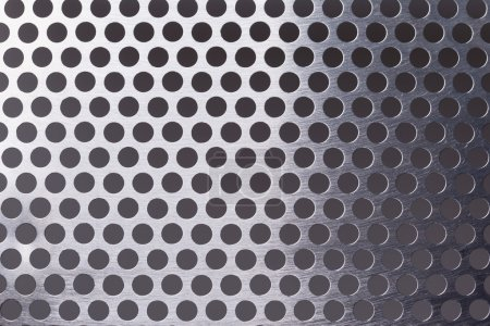 Background with holes