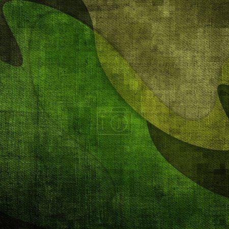 Foto de Fondo de grunge verde militar - Imagen libre de derechos