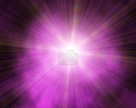Abstract flash light