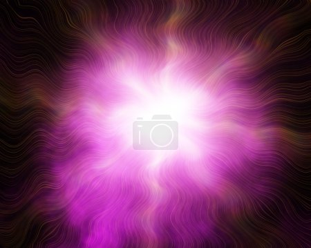 Abstract flash light