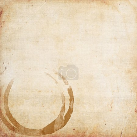 Coffee ring stains