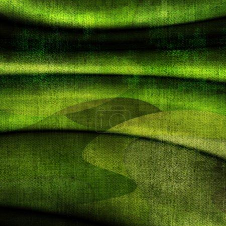 Foto de Fondo de grunge militar en color verde brillante - Imagen libre de derechos