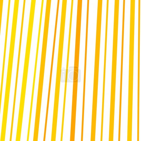 Abstract orange  lines