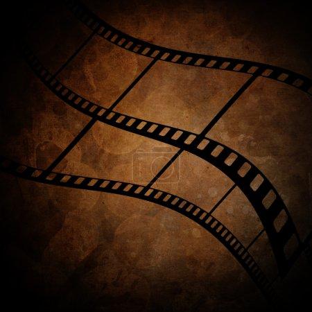 film frame background