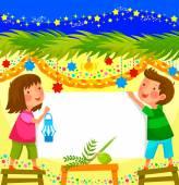 celebrating sukkot