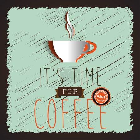 Poster for Coffee break
