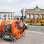 Постер, плакат: Berlin Taxi