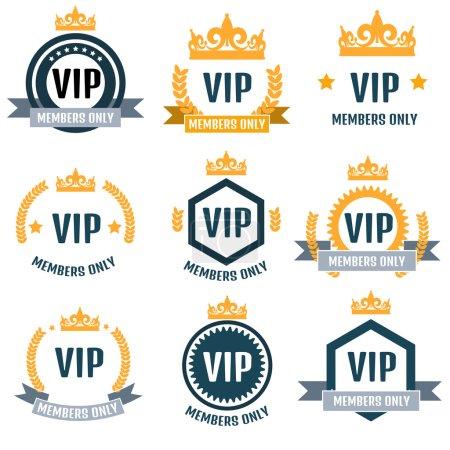 Logo des membres VIP Club