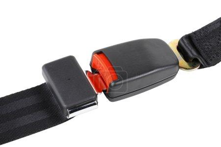 Seat belt detail