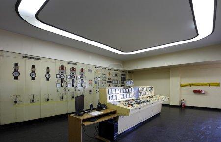 metallurgical control center