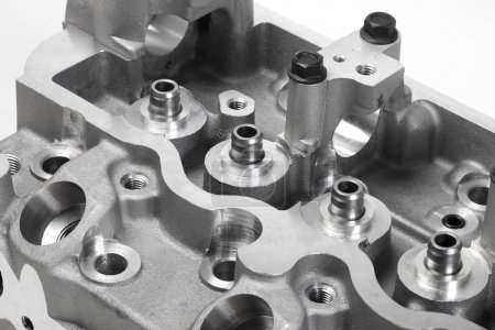 cylinder head sample