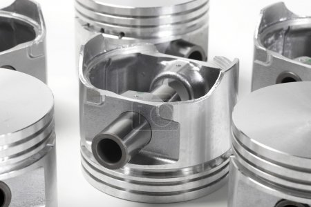 automotive piston samples
