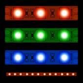 LED light strip seamless