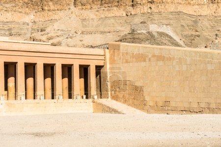 Queen Hatshepsut's temple (Dayr el-Bahari or Dayr ...