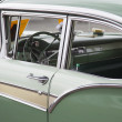 Постер, плакат: 1957 Green Ford Fairlane Car Interior