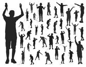 rappers silhouette