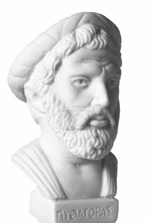 Pythagoras was an important Greek philosopher, mathematician, ge